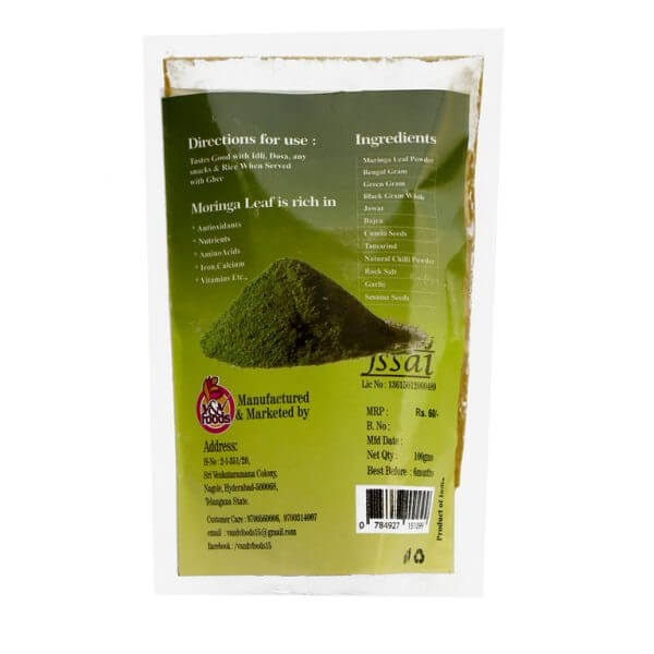 Moringa Leaf spice powder